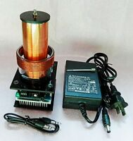 NEW Music Tesla Coil Wireless Transmission For Magic Prop Teaching Electronic