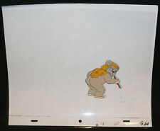 Star Wars Cartoon Painted Animation Cel - Ewok from the Rear - E L 124 G44