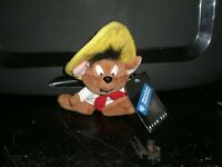 Speedy Gonzales - Bean Bag Plush - Warner Bros - Looney Tunes - 1998