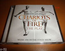 CHARIOTS OF FIRE the PLAY cd VANGELIS musical STAGE SHOW soundtrack