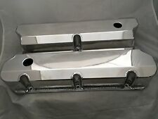 Ford Windsor 351-302-289  Fabricated Tall Aluminium Valve Covers FREE SHIPPING