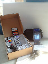 Credit Card Terminal / Processor with All Accessories - Never Used