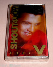 PHILIPPINES:GARY VALENCIANO - Shout 4 Joy,TAPE,Cassette,RARE,OPM,80's,GOSPEL POP