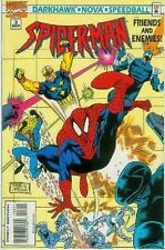 Spiderman: Friends & Enemies # 3 (of 4) (ron Lim) (états-unis, 1995)