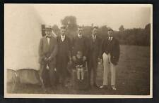 Pershore photo. Five Men, a Boy & a Tent by Dowty, P~.