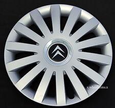 "Alloy wheels look 14"" wheel trims to fit Citroen  C1,C2,Saxo,Berlingo"