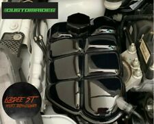 Ford Focus ST 225 en Acier Inoxydable Poli Chromé Déflecteur Slam Panneau Couverture