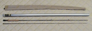 Classic Orvis Superfine Series 9', 2 Pc. Graphite 1080 Fly Fishing Rod + Tube