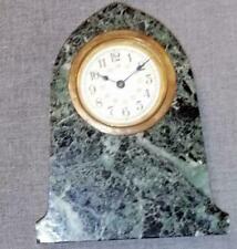 Ancienne pendulette marbre a réviser