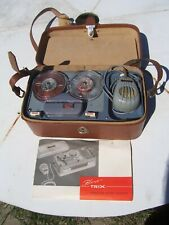 Phonotrix Reel to reel Tape recorder A 26868 Transistor Phono Trix Germany