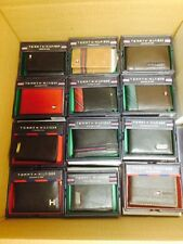 Tommy Hilfiger men's wallets assortment 24pcs. [Tommy-wallet]