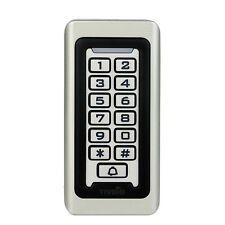 Access Control SIB Metal Keypad RFID W/ 2000 Users for Outdoor&Indoor 12VDC/2A