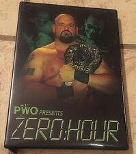 PWO Presents Zero Hour 9/17/11, Gregory Iron, Matt Cross, Vic Joseph, M Dogg 20