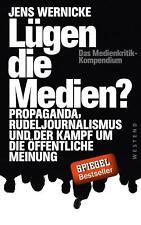 Lügen die Medien? von Jens Wernicke (Taschenbuch)