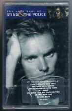 STING & THE POLICE THE VERY BEST OF MC K7 MUSICASSETTA SIGILLATA!!!