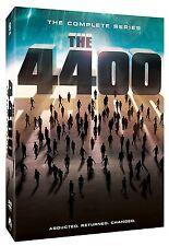 The 4400 The Complete Series ~ Season 1-4 (1 2 3 & 4) BRAND NEW DVD BOX SET