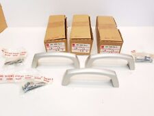 Set of 3 Hager Stainless Steel Cast Door Pulls 5N Hardware Included