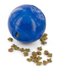 SlimCat Cat Toy Food Ball Treat Dispenser BALL - Blue