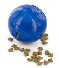 Petsafe SlimCat Toy Food Distributor Treat Dispenser Ball Slim Cat - Blue