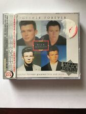 """""""RARE"""" Rick Astley Together Forever Greatest Hits And More (JAPAN)"""