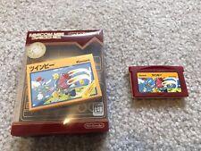 Famicom Mini Gameboy Advance - TWIN BEE - USA SHIP