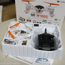 Walkera QR W100S iPhone Android WiFi controllable FPV Quadcopter RTF w/ Devo4