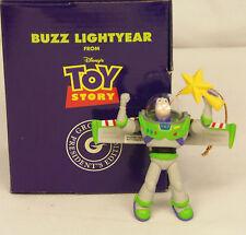Groiler Disney Toy Story BUZZ LIGHTYEAR President's Ed Christmas Ornament MIB