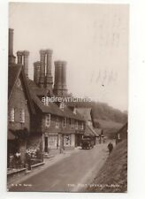 Albury The Post Office Surrey 1934 RP Postcard 083c