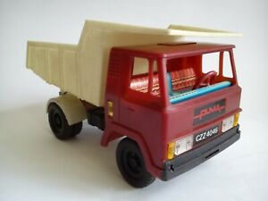 Old plastic toy truck PUMA CZZ 4046 made in Poland