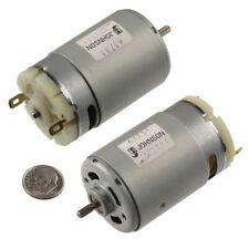 Heavy Duty Johnson 3V to 12VDC Motor - At 6VDC  5,000 RPM