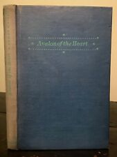 DION FORTUNE (VIOLET M. FIRTH) - AVALON OF THE HEART 1st 1934 - Occult, Paganism