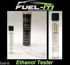 One tester and samplers to check your E85, gasoline, or fuel for ethanol levels.