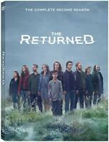 The Returned: Season Two  DVD 2019 BRAND NEW FAST SHIPPING