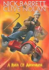NICK BARRETT & CLIVE NOLAN - A RUSH OF ADRENALINE USED - VERY GOOD DVD