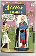 Action Comics #256-1959 vg- Supergirl Superman 1st Dick Wilson Malverne