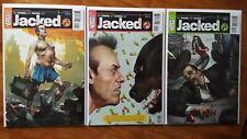 Jacked 1-6 Get Strong Get Hooked Vertigo High Grade Comic Book RM13-112