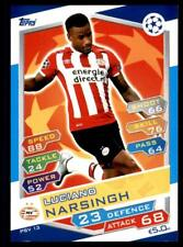 Match Attax Champions League 16/17 Luciano Narsingh PSV Eindhoven No. PSV13