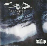 STAIND break the cycle (CD, album, 2001) nu metal, very good condition