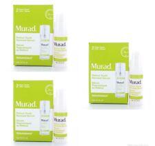 (3 PACK) Murad Resurgence Retinol Youth Renewal Serum 0.17oz/5ml Travel