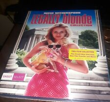 Legally Blonde Collection (Blu-ray, 2019, 2-DISC SET) W/ SLIPCOVER