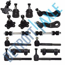 Brand New 15pc Front Suspension Kit for Chevy GMC Trucks 1500 Yukon Tahoe 2WD