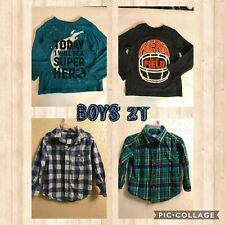 Lot of 2T Boys fall/ winter clothes size 2T Baby Gap The Chp 4 Pc
