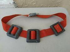 """Scuba Diving Weight Nylon Belt w/ 6 lbs Lead belt 40""""long"""