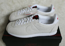 New Nike Stranger Things Cortez QS UD Upside Down Grey Sail UK 9 US 10 EUR 44