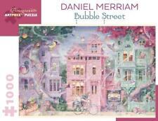 Daniel Merriam - Bubble Street 1000 Piece Jigsaw Puzzle 29 x 20in