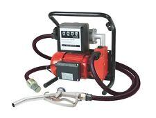 Pompa autoadescante Ribitech per travaso gasolio con contalitri prkg130 plus