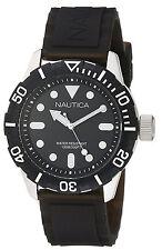 Nautica Men's NSR 100 Sport Black Watch - A09600G