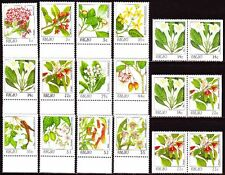 Palau 1987 ** Mi.176/87 Freimarken Definitives Blumen Flowers Flora [sq2315]