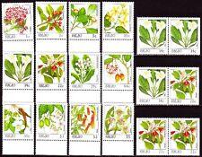 Palau 1987 ** Mi.176/87 Freimarken Definitives Blumen Flowers Flora [sq2315]