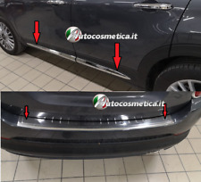 Fiat 500 Abarth 959 2016-ON Facelift moulure pare-choc avant grill grille 735633045